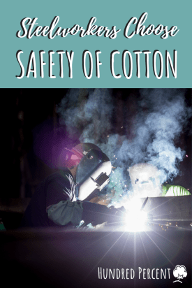 steelworkers cotton