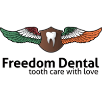 Freedom Dental logo 200x