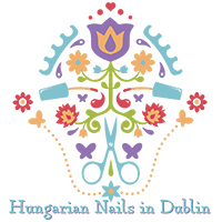 Hungarian Nails in Dublin Logo 200x200