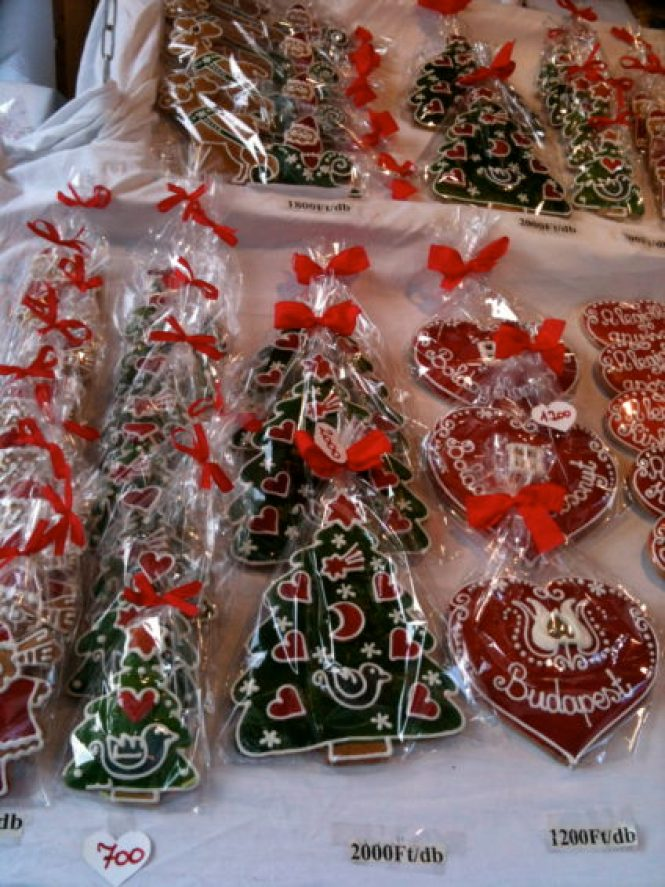 Gingerbread Cookies Christmas Tree Decorations