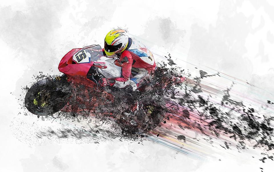 motobike racer
