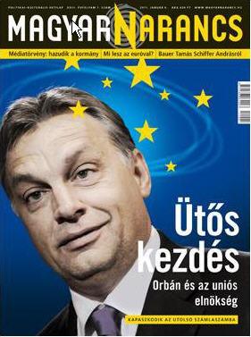 Orban csillagokat lat, Magyar Narancs