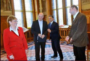 Orban, Nagy David, Csiszar Imre, Hoffmann