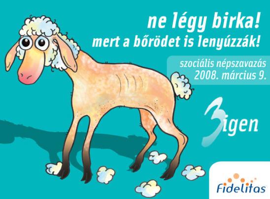 Fidelitas reklam 2008