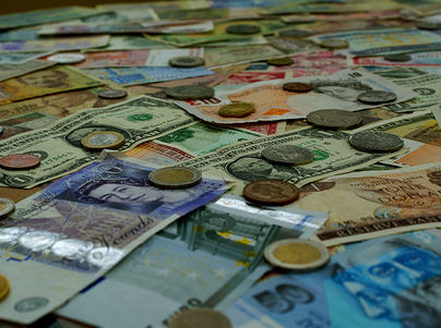 Tons of money by pfala / Flickr