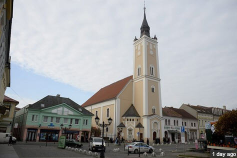 The Hungarian Reformed Church in Rimavská Sobota/Rimaszombat
