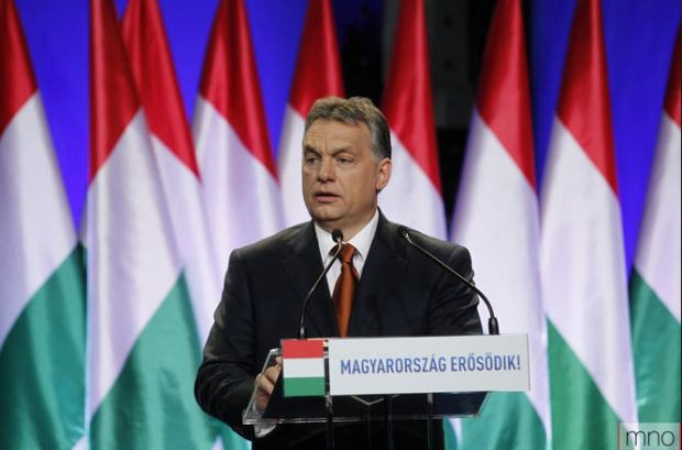"""Hungary is becoming stronger!"""