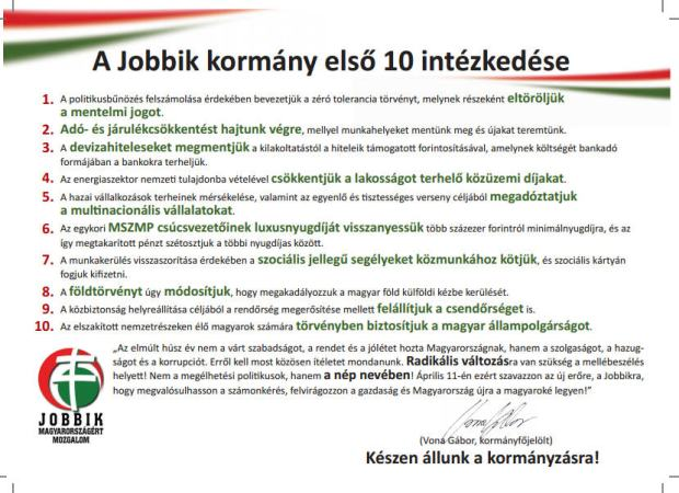 Jobbik kormany