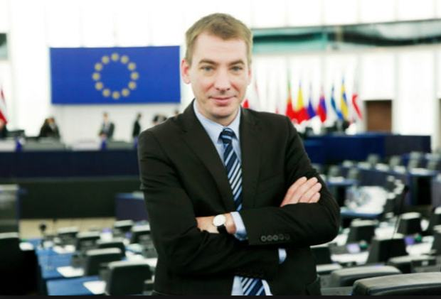 Benedek Jávor (PM-Együtt), member of the European Parliament