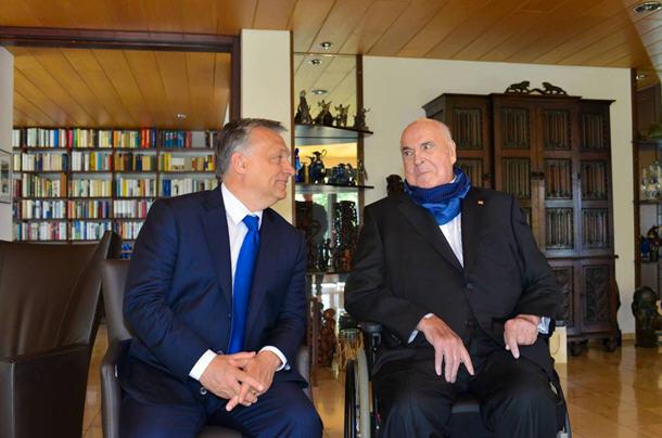 Kohl and Orban