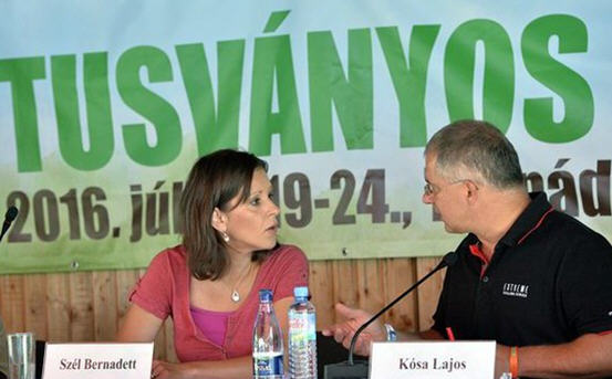 Harmful politicians in the Hungarian democratic opposition