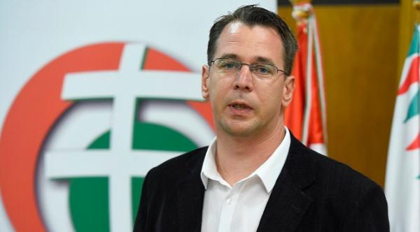 Ádám Mirkóczki, Jobbik spokesman