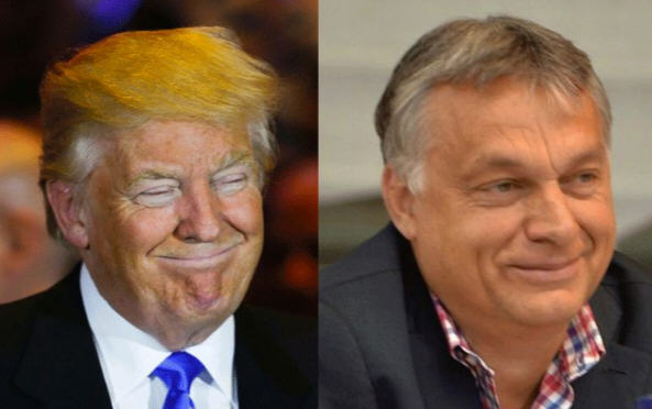 trump-and-orban