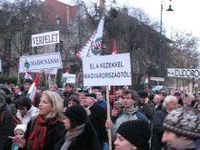 Hands Off Hungary!