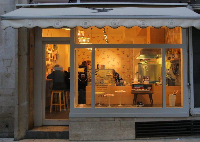Chez Dodo Macaron bar Budapest