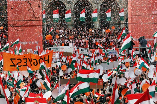 Hungary's Ruling Party Faces Popularity Fall As Teachers ...