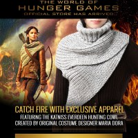 The World of Hunger Games official store is here