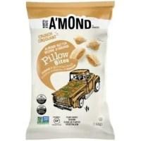 Amond Pillow Bites Almond Flavour