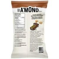 Amond Pillow Bites Chocolate Nutritional