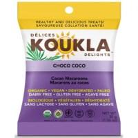 Koukla Choco Coco Macaroons - 30g