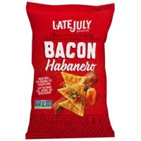 Late July Bacon Habanero Tortilla Chips