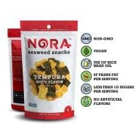 Nora Seaweed Tempura Snacks Spicy Flavour