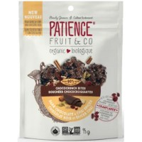 Patience Chococrunch Bites - Dark Chocolate & Chai Spices