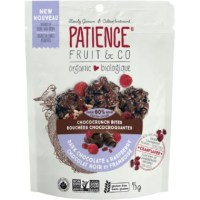 Patience Chococrunch Bites - Dark Chocolate & Raspberry