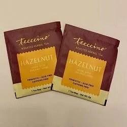 Teecino Roasted Herbal Tea - Hazelnut