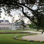 Schlosspark und Schloss Pillnitz