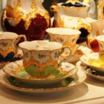 Tasse aus Meißner Porzellan