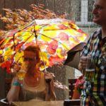 Regenschirm TFF Rudolstadt