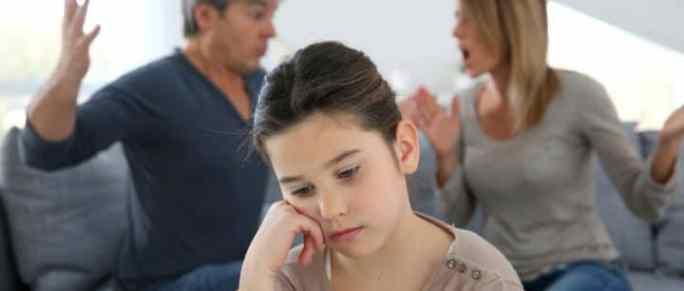 Eltern streiten sich | © panthermedia.net /Goodluz