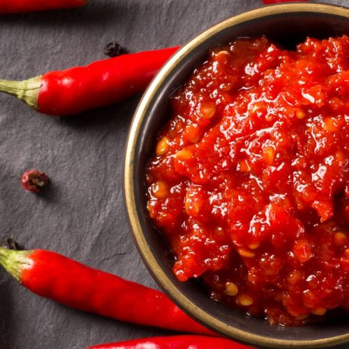 Chilisås