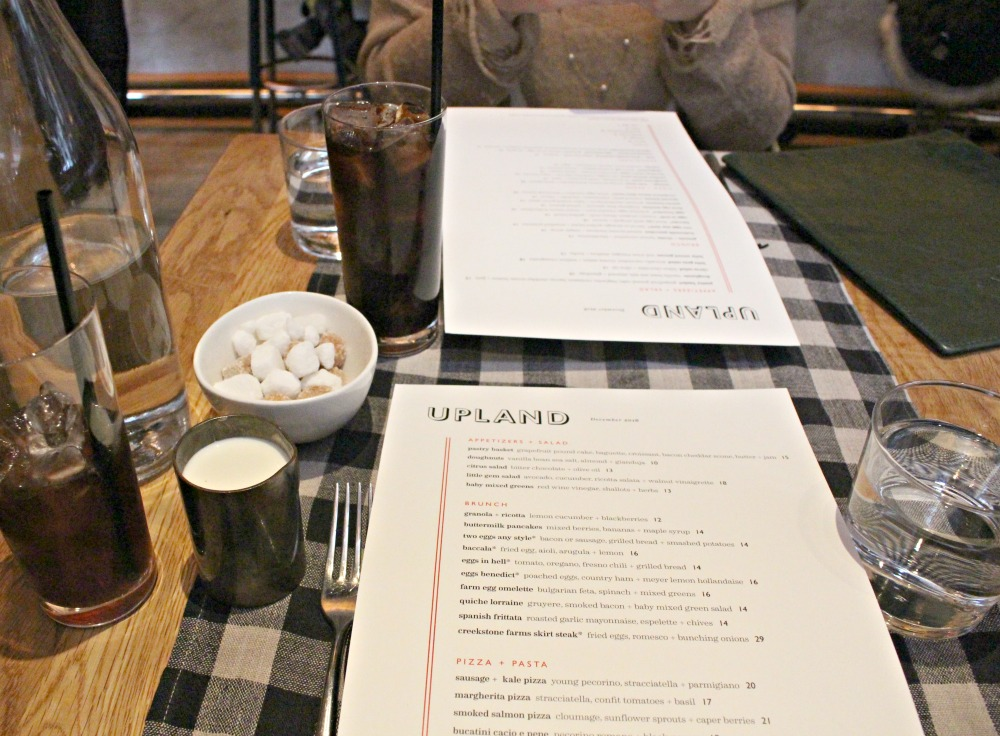 NYC Restaurant: Upland   Hungry Blonde