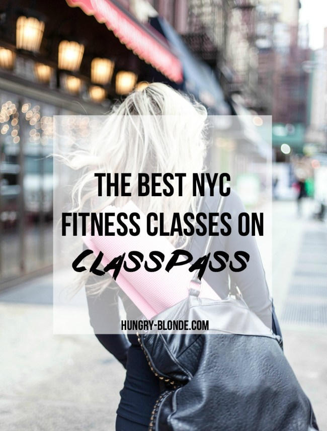 Some Known Questions About Classpass Nyc Reviews.