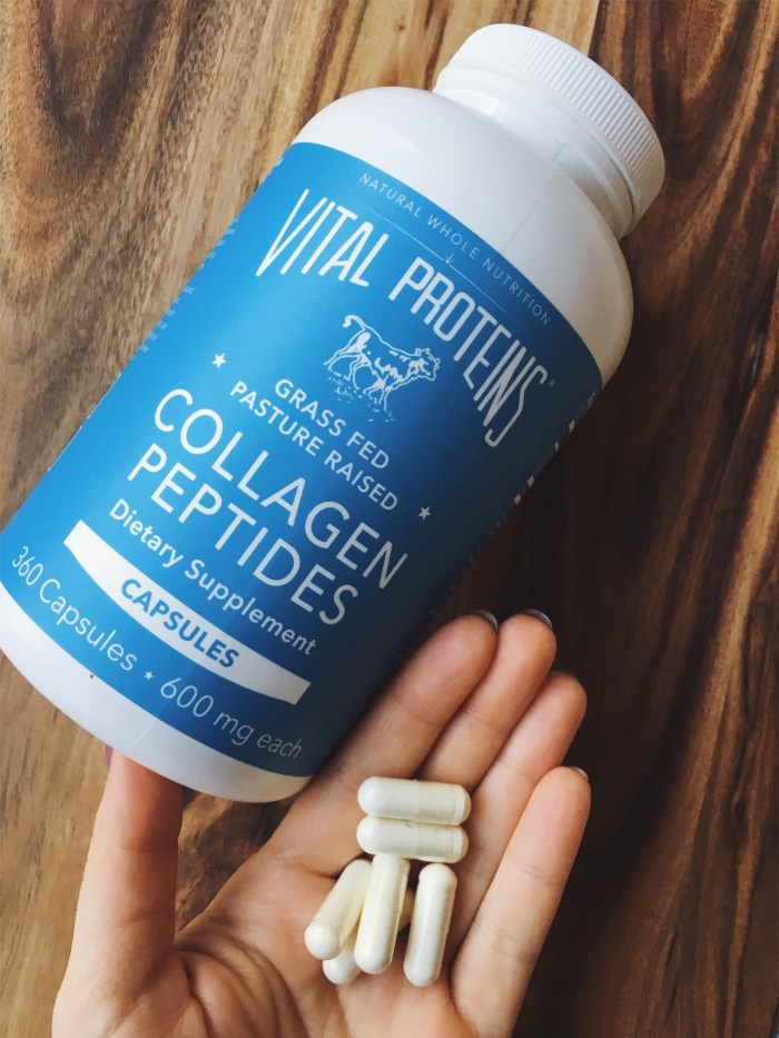Vital Proteins Collagen Peptides Capsules