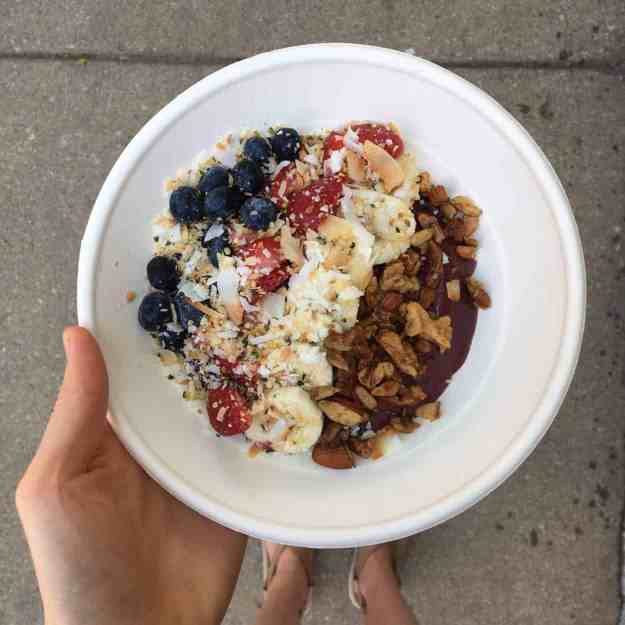 The best of July - my July favorites include lots of BBQ, acai bowls, wedding season, sausage stuffing and so much more!