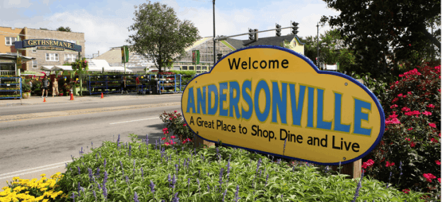 Andersonville Travel Guide: Where to Eat, Shop, and Hang out in Chicago's Andersonville neighborhood! | hungrybynature.com