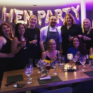 Hen Party Chef