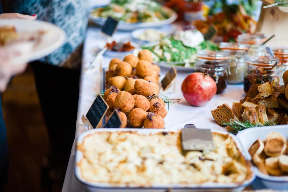 Sicilian arancini for a fab buffet