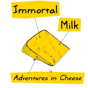 Immortal Milk by Eric LeMay.HungryEnoughToEatSix.com