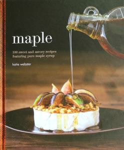 Read about Maple, a beautiful and delicious cookbook by Vermont author Katie Webster. In this cookbook you will find maple kissed recipes for desserts, main dishes, appetizer and cocktails. Recipes tested and featured in this post include Sweet & Smoky Turkey Chili, Cheesecake Swirl Brownies, and Maple Turkey Breakfast Sausage. The recipes are easy, appealing and wonderfully unique. It is a gorgeous gift and also a prized cookbook to have on your own shelf.