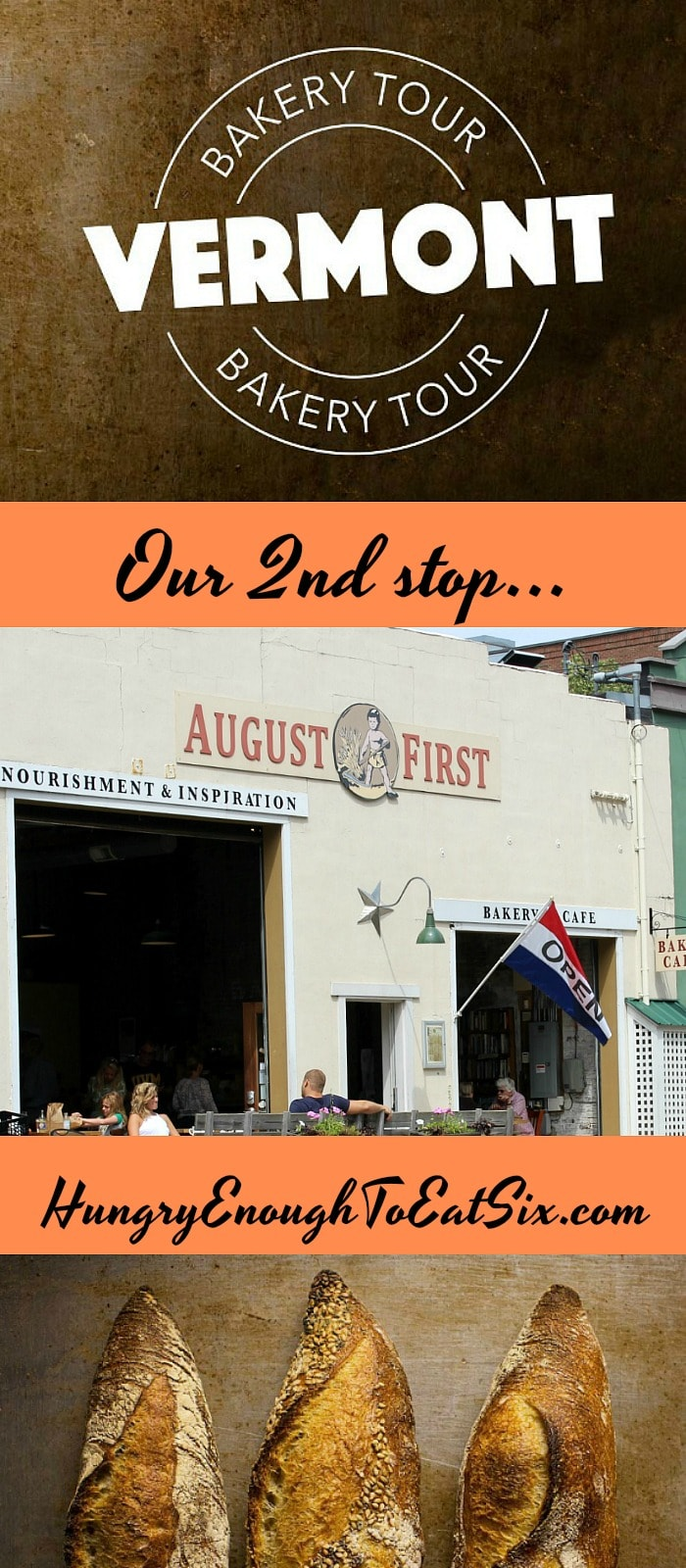 Delectable Destinations: August First Bakery: Our 2nd Stop on the Vermont Bakery Tour! Our second stop on the King Arthur Flour Vermont Bakery Tour: August First Bakery in downtown Burlington!