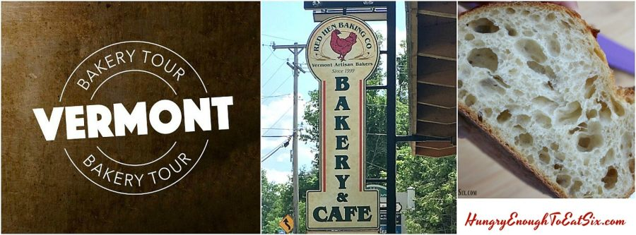 Delectable Destinations: Red Hen Baking Company: Our 3rd Stop on the Vermont Bakery Tour
