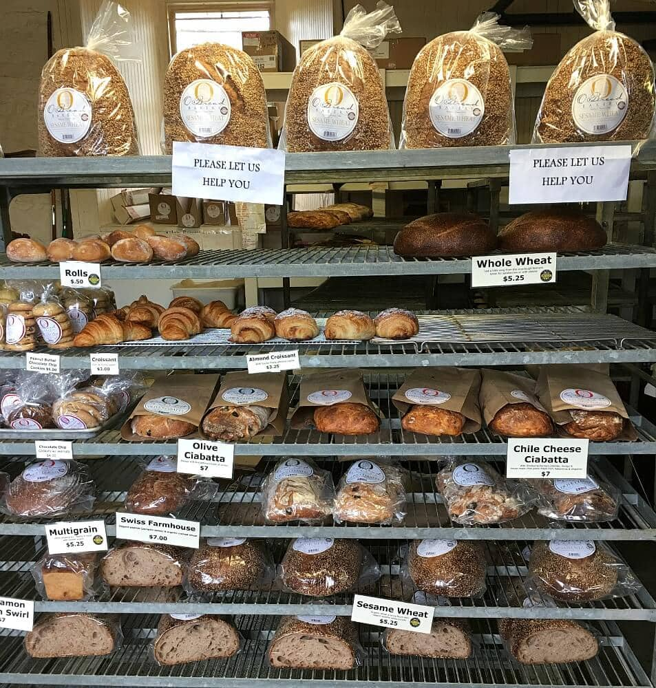 O Bread Bakery in Shelburne, Vermont is the latest of the Vermont Bakery Tour visits!