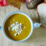 Creamy Roasted Squash Soup