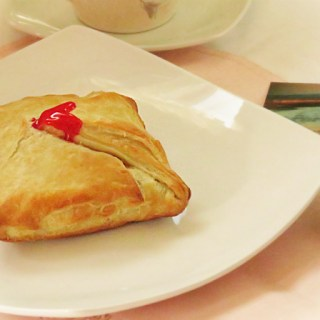 A Love Letter: Edible Pastry Envelope
