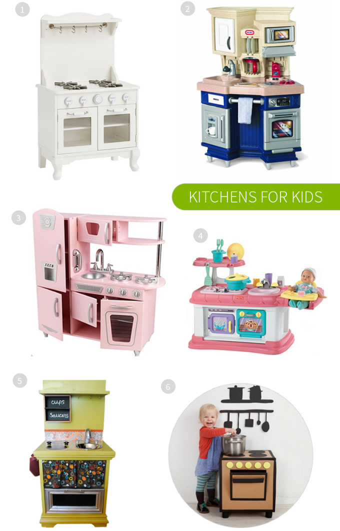 Best Kitchen Sets for Kids Role Playing