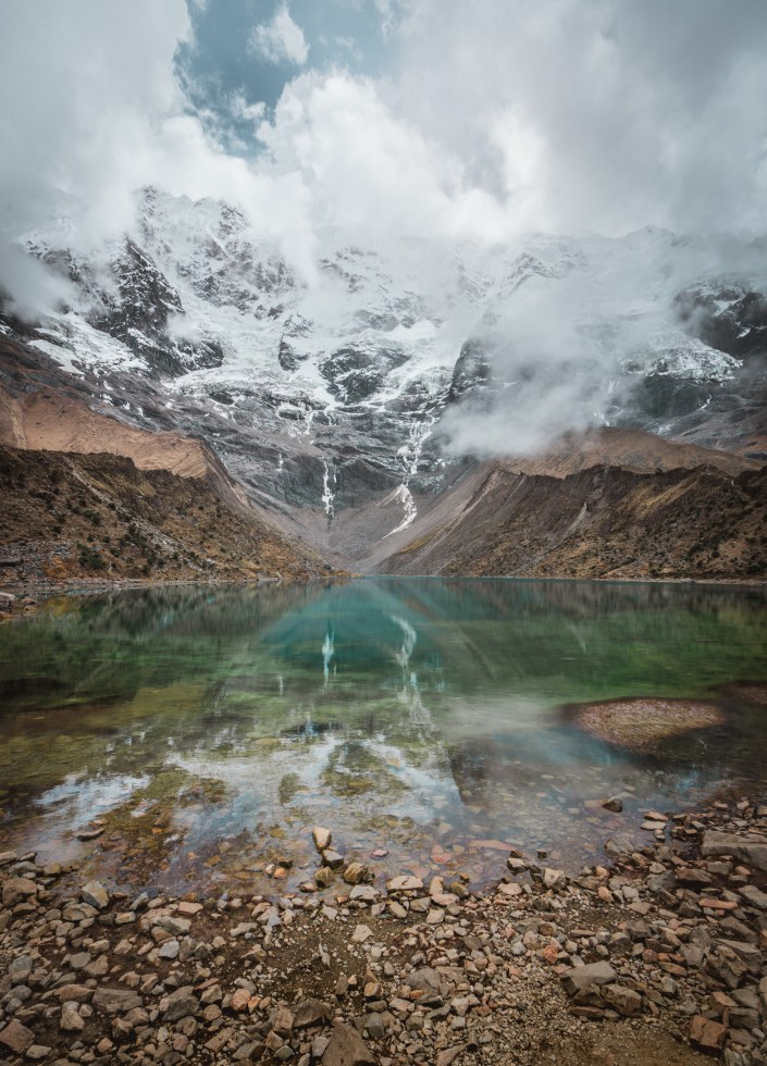 Adventure Landscape Photo - Lago Humantay in Peru
